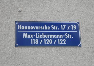 Hannoversche Strasse-Max-Liebermann Strasse 006