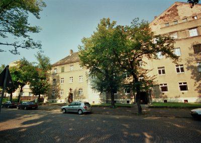 Wohnanlage Schönefelder-Allee - Bergerstrasse 002