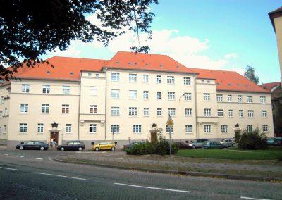 Wohnanlage Schönefelder-Allee - Bergerstrasse 019