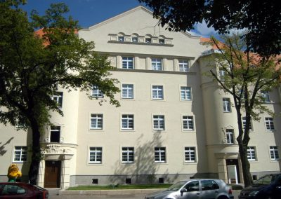 Wohnanlage Schönefelder-Allee - Bergerstrasse 021