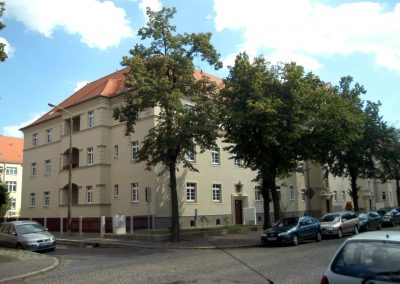 Wohnanlage Schönefelder-Allee - Bergerstrasse 022